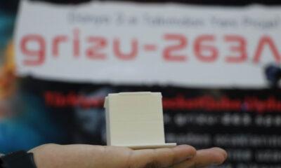 Grizu-263; NASA'nın Uydu Yarışmasında 5. Kez Türkiye'yi temsil edecek
