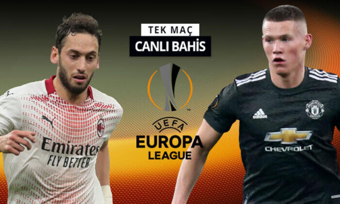 Hakan Çalhanoğlu ilk 11'de olacak mı? Milan'ın Manchester United karşısında iddaa oranı…