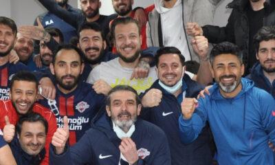 Hekimoğlu Trabzon – Şanlıurfaspor: 6-2 (Batuhan Karadeniz hat-trick yaptı)