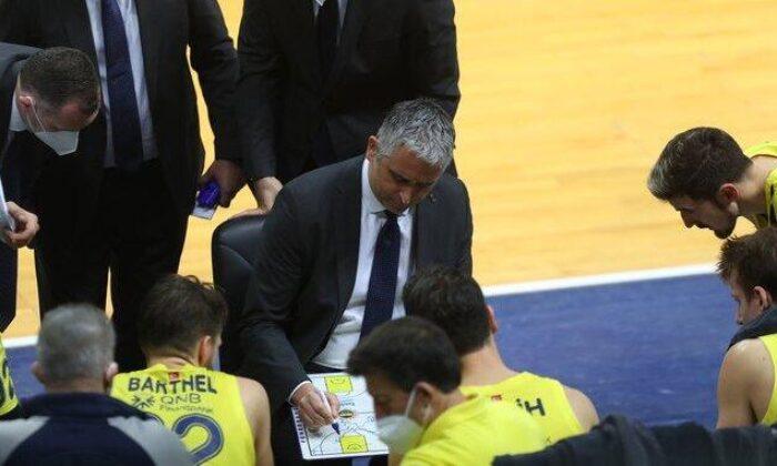 Igor Kokoskov: Euroleague'in en iyi ekiplerinden biriyle karşılaşacağız…