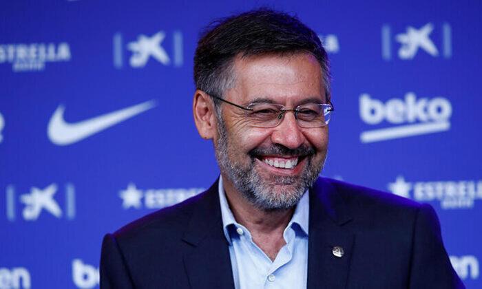 Josep Maria Bartomeu şartlı serbest kaldı!