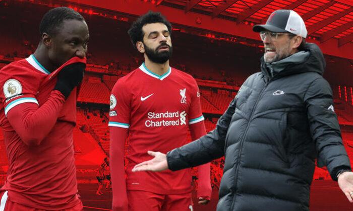 Liverpool'da çöküş sürüyor!