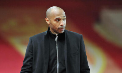 Montreal Impact'te teknik direktör Thierry Henry istifa etti