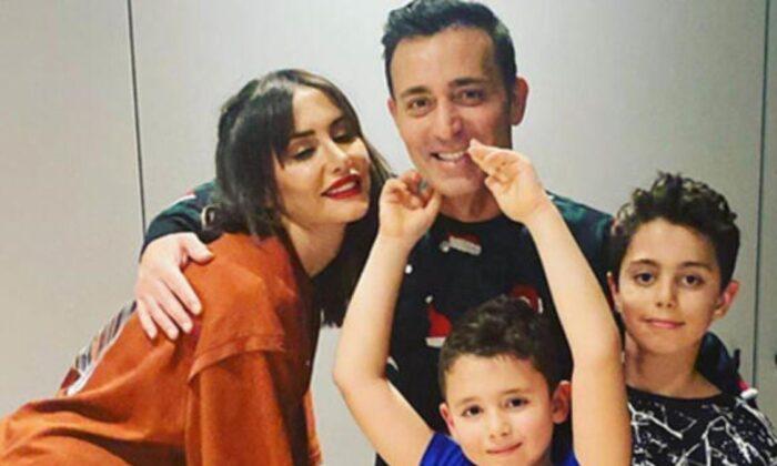 Mustafa Sandal, Emina Jahovic'e velayet davası açıyor