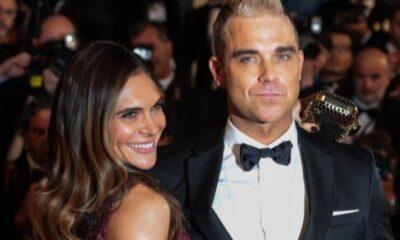 Robbie Williams'ın eşi Ayda Field Türkçe öğreniyor