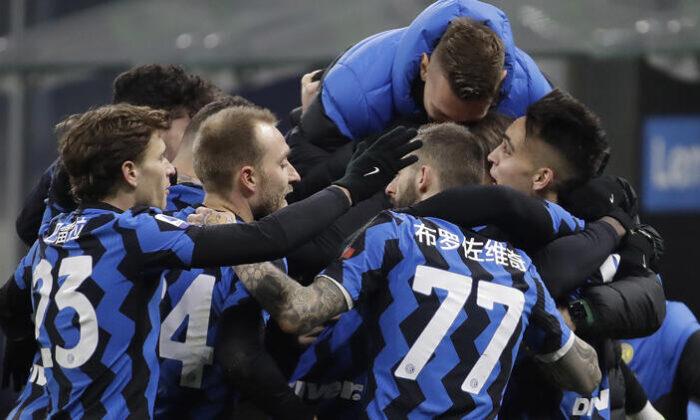Serie A'da yeni lider Lazio'yu 3 golle deviren Inter