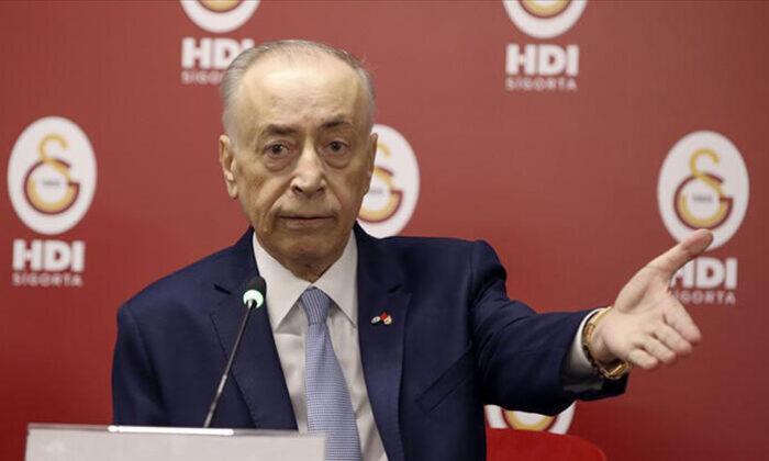Son dakika: Galatasaray Başkanı Mustafa Cengiz'in cezası kaldırıldı
