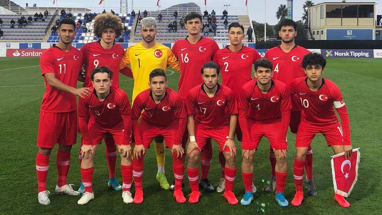 U19 Milli Takımının aday kadrosu açıklandı Erencan Yardımcı...