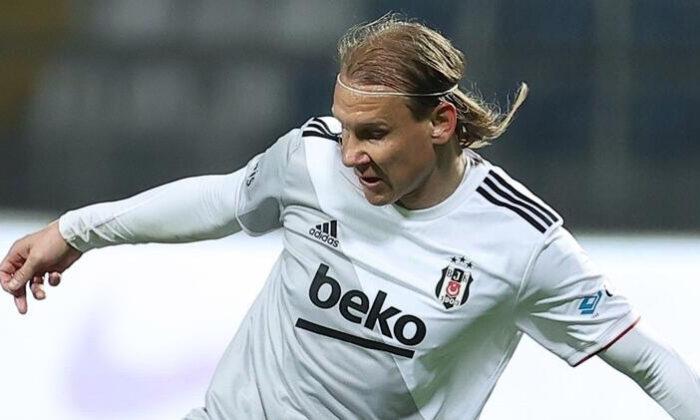 Beşiktaşlı Domagoj Vida, Süper Lig'de dalya diyecek