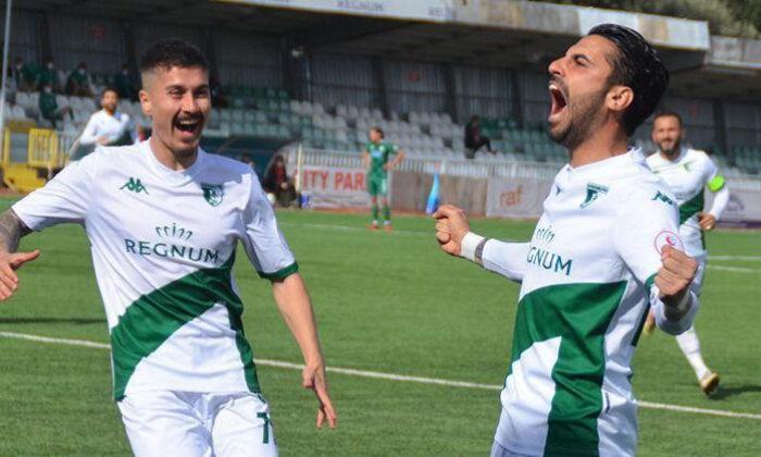 Bodrumspor'da Ozan Sol Avrupa'nın en golcü futbolcuları arasına girdi