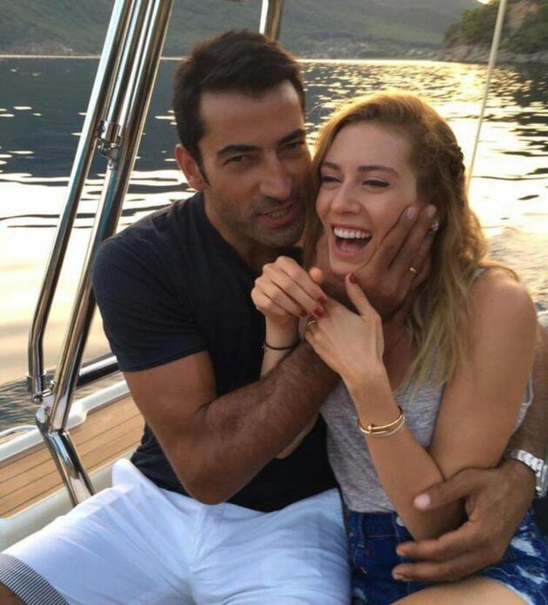 Ev sahibi Kenan İmirzalıoğlu'ndan sezonluk kira için 700 bin TL istedi