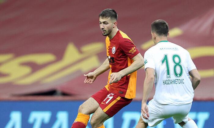 Galatasaray'dan Halil Dervişoğlu'ndan galibiyet yorumu: 'Önemli olan kazanmamız'