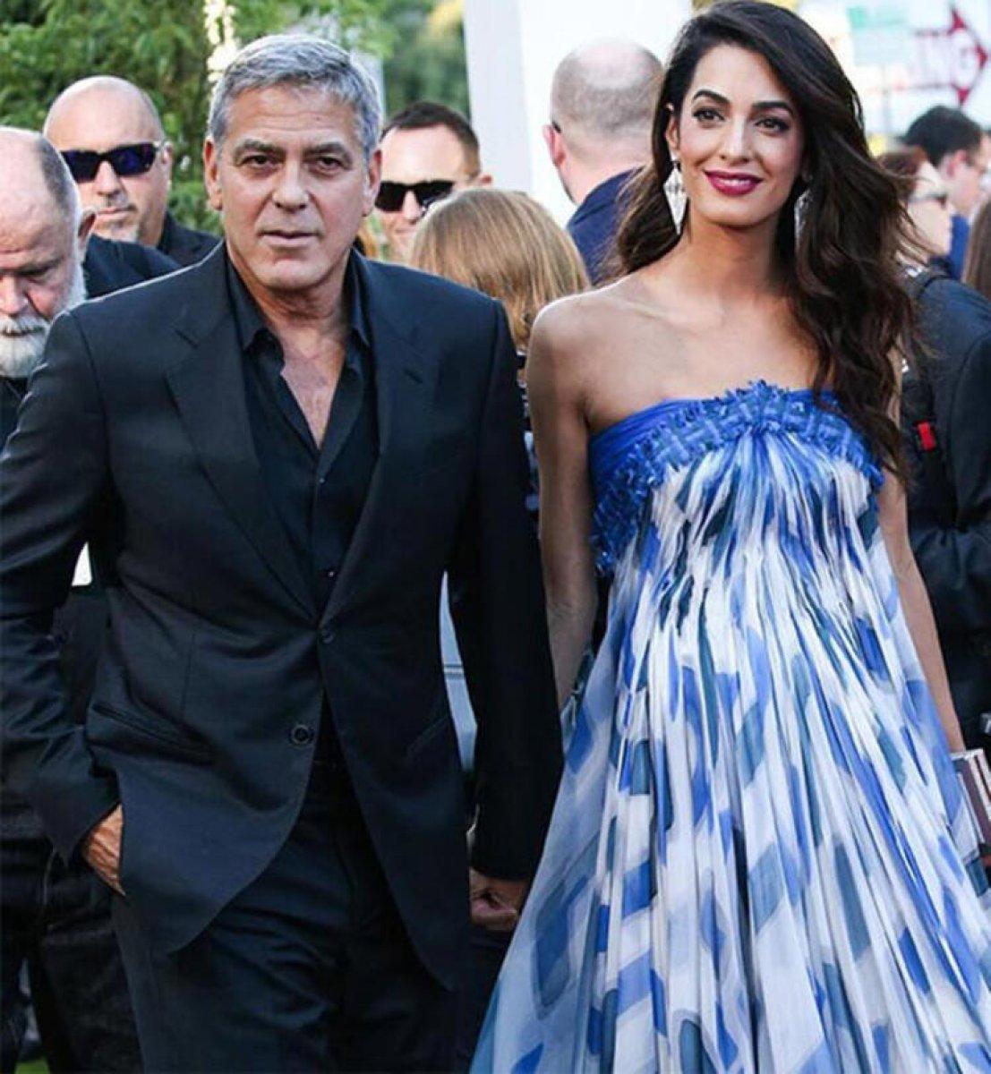 George Clooney: Karantina zor geçiyor #1