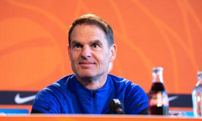 Hollanda, Türkiye'nin Letonya beraberliğine şaşırdı! Frank de Boer…
