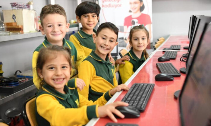 Köylere teknoloji sınıfları kurulacak