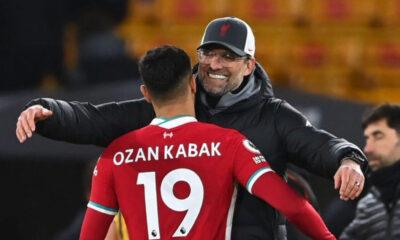 Liverpool'un yardımcı antrenöründen Ozan Kabak'a övgü dolu sözler Çok fazla ilerleme gösterdi…