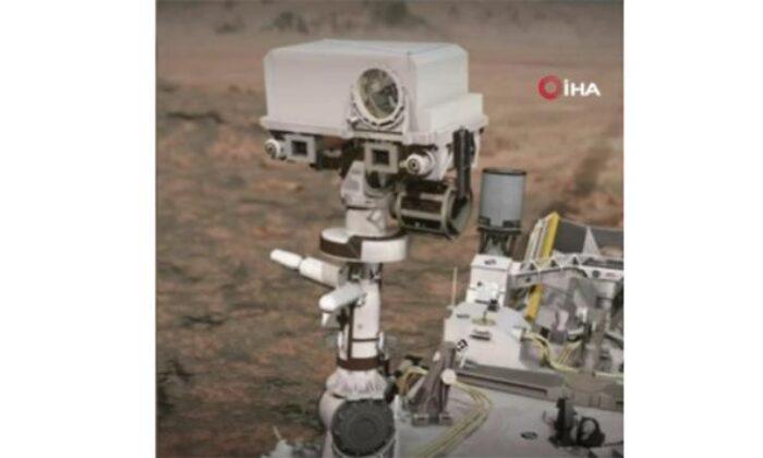 NASA, Mars'tan gönderilen ilk ses kaydını yayınladı