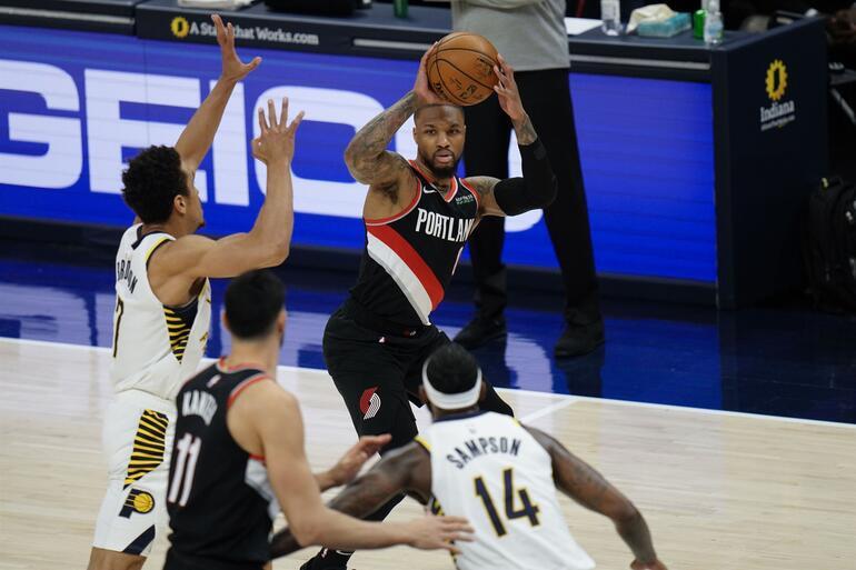 NBAde Gecenin Sonuçları: Brooklyn Netsten üst üste 3. galibiyet