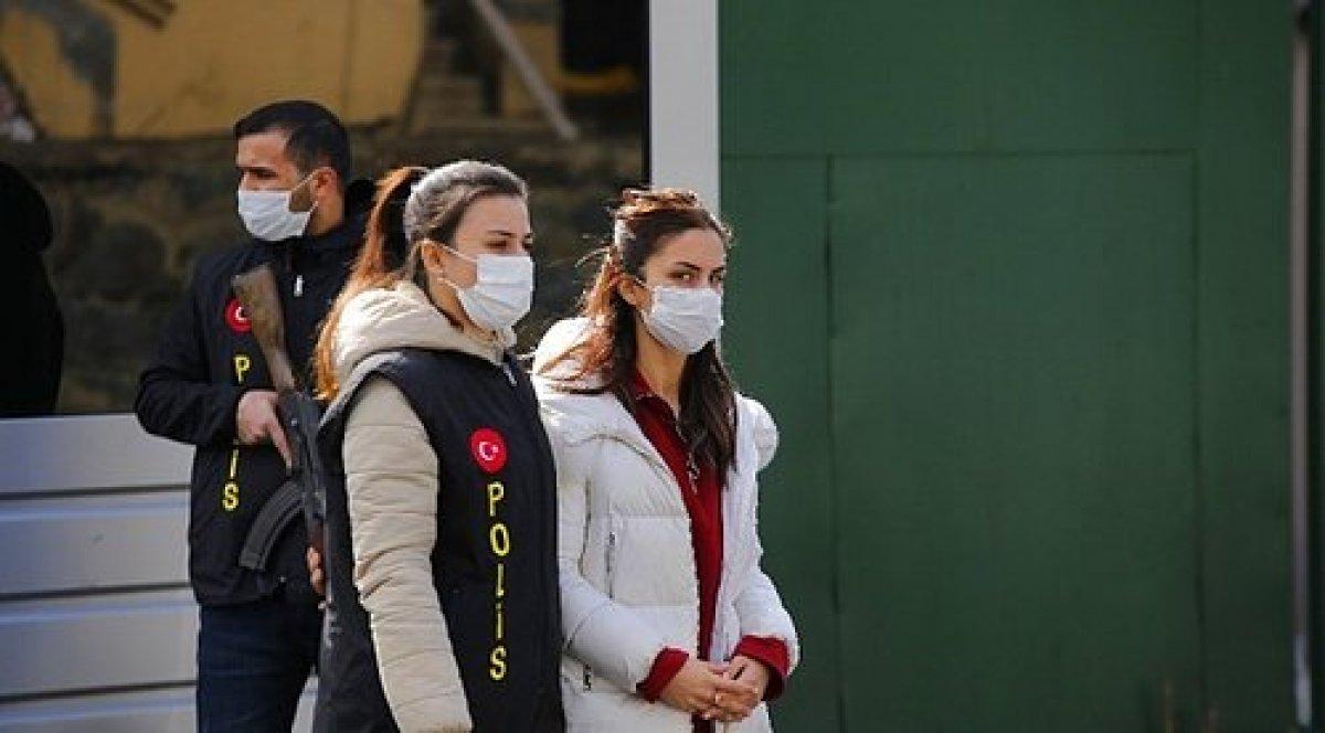 Otomobilinde uyuşturucu bulunan Ayşegül Çınar'dan ilk açıklama