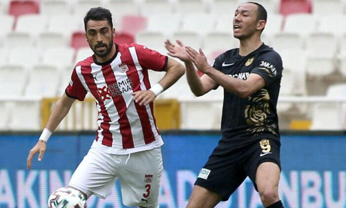 Sivasspor 1-0 Yeni Malatyaspor(Maç özeti)