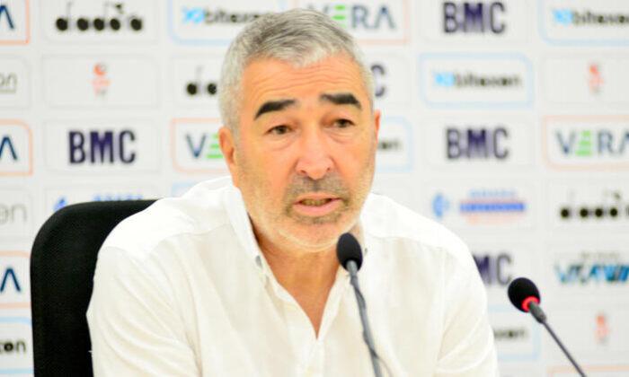 Adana Demirspor'da Samet Aybaba: Şimdi önümüzde bir final maçı kaldı