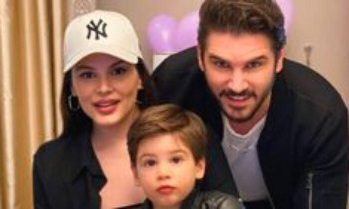 Almeda Abazi: Mutlu yıllar değerli oğlum