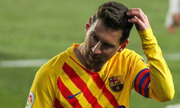 Barcelona'da Lionel Messi'nin başı barbekü partisi nedeniyle dertte