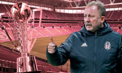 Beşiktaş TFF'ye başvuru yapacak! Şampiyonluk kupasını Ali Sami Yen'de kaldıralım