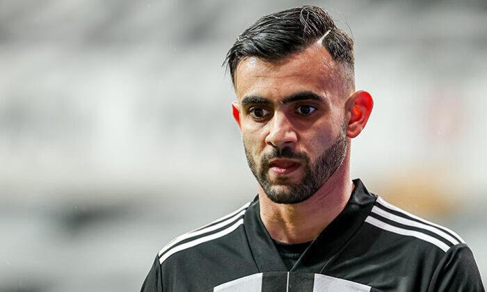 Beşiktaşlı Rachid Ghezzal başarısının sırrını paylaştı: Sergen Hoca bana özgürlüğümü verdi