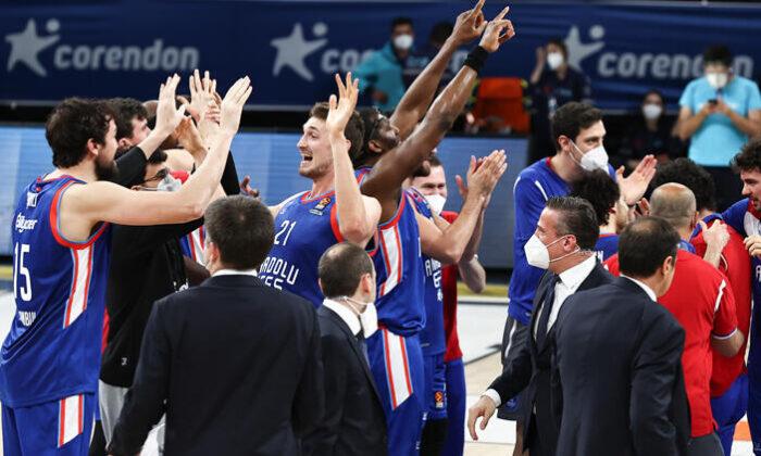 Euroleague'de Final Four'a yükselen takımlar belli oldu