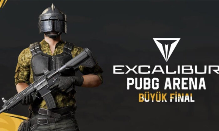 Excalibur Pubg Arena'nın büyük finali 9 Mayıs'ta