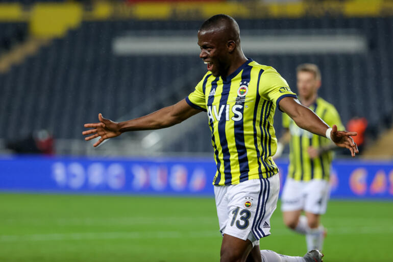 Fenerbahçede en verimli transfer Enner Valencia