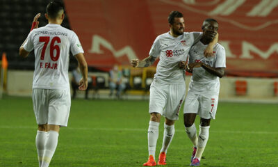 Gaziantep FK 0 – 1 Sivasspor (Maç özeti)