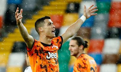 Juventus, Udinese karşısında Cristiano Ronaldo ile geri döndü!