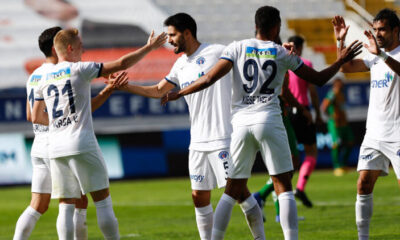 Kasımpaşa 3 – 0 Alanyaspor (Maç özeti)