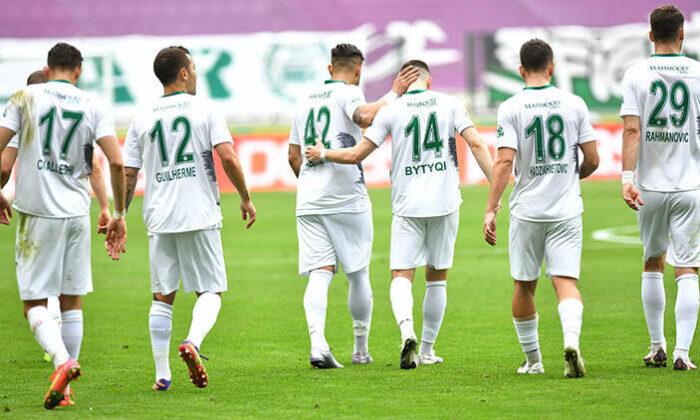 Konyaspor 5-1 Fatih Karagümrük (Maçın özeti ve golleri)