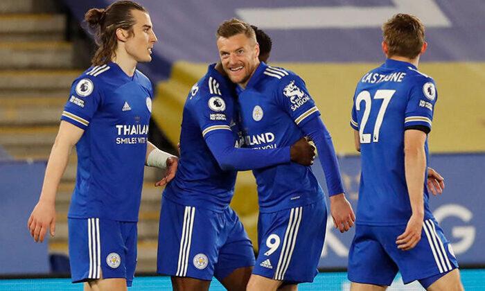 Leicester City 2 – 1 Crystal Palace (Maç özeti)