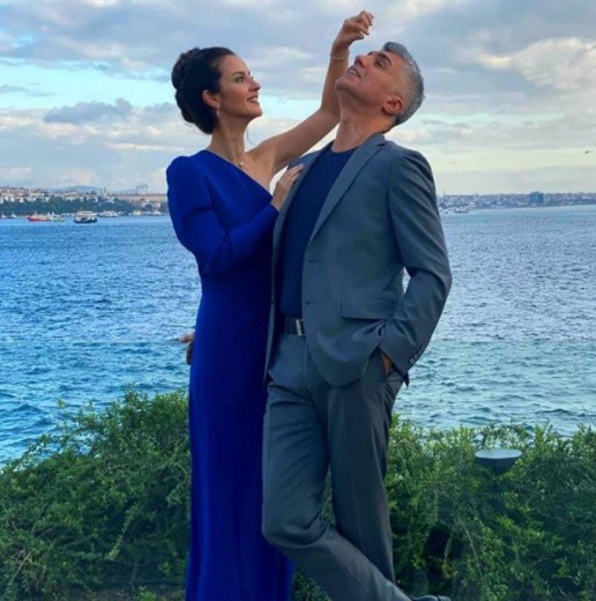 Özcan Deniz ve İrem Helvacıoğlu küstü #1