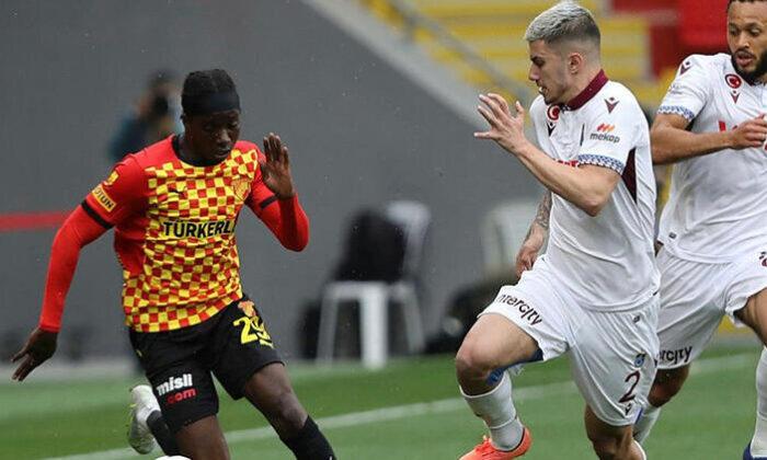PFDK'dan Trabzonspor'a kötü haber! Berat Özdemir'e 2 maç ceza…