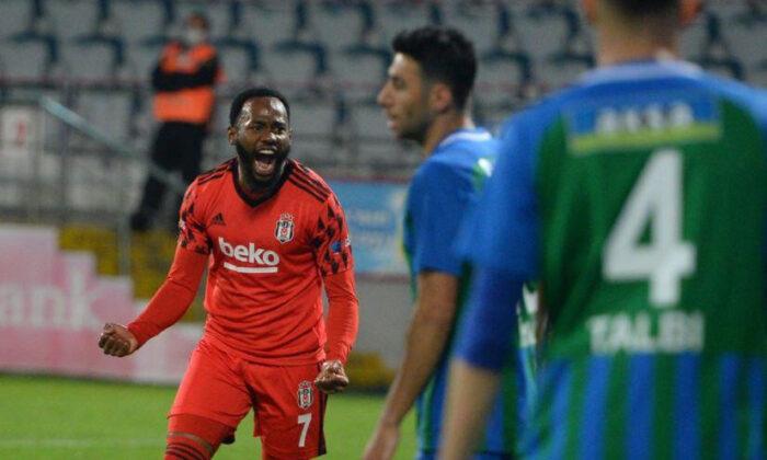 Rizespor Beşiktaş maçından sonra N'Koudou: 'Kardeşlik duygusu…'