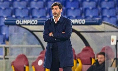 Roma, Paulo Fonseca ile devam etmeyecek! Maurizio Sarri sesleri…