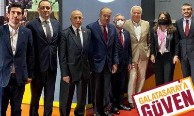 Son dakika: Eşref Hamamcıoğlu, Galatasaray başkanlığı resmen aday oldu! Listesi…