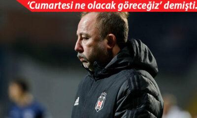 Son dakika: Hatayspor'dan Sergen Yalçın'a tepki!