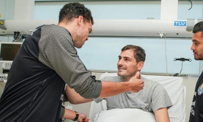 Son Dakika: Iker Casillas korkuttu! Kalp krizinden 2 yıl sonra yeniden hastaneye kaldırıldı…