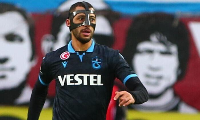Son Dakika: Trabzonspor'dan Vitor Hugo açıklaması! Sakatlık…