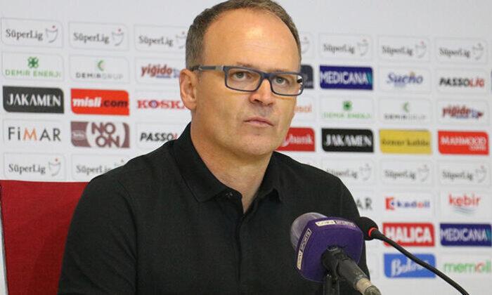 Yeni Malatyaspor'da İrfan Buz 1 puanı önemsiyor! Kazanmak istiyorduk ama…